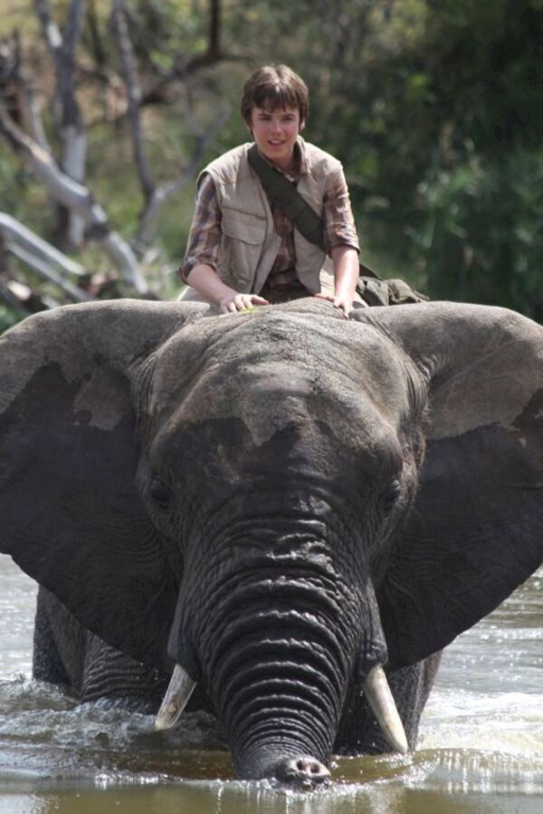 Against the Wild 3: The Great Elephant Adventure