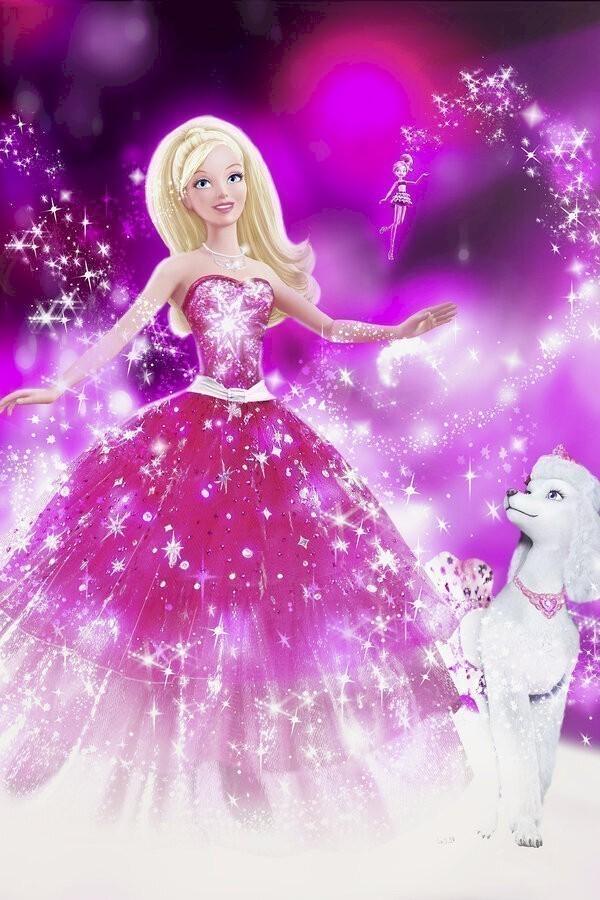 Barbie in een modesprookje