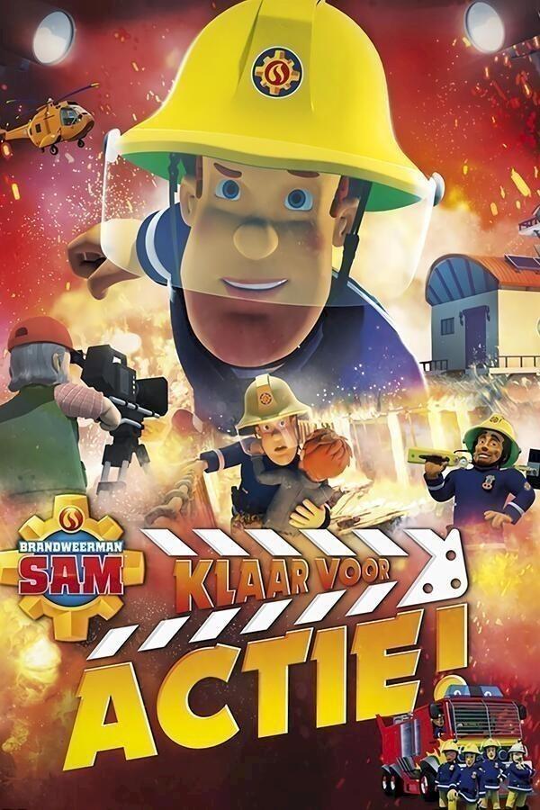 Brandweerman Sam: Klaar voor actie!