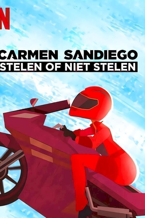 Carmen Sandiego: Stelen of niet stelen