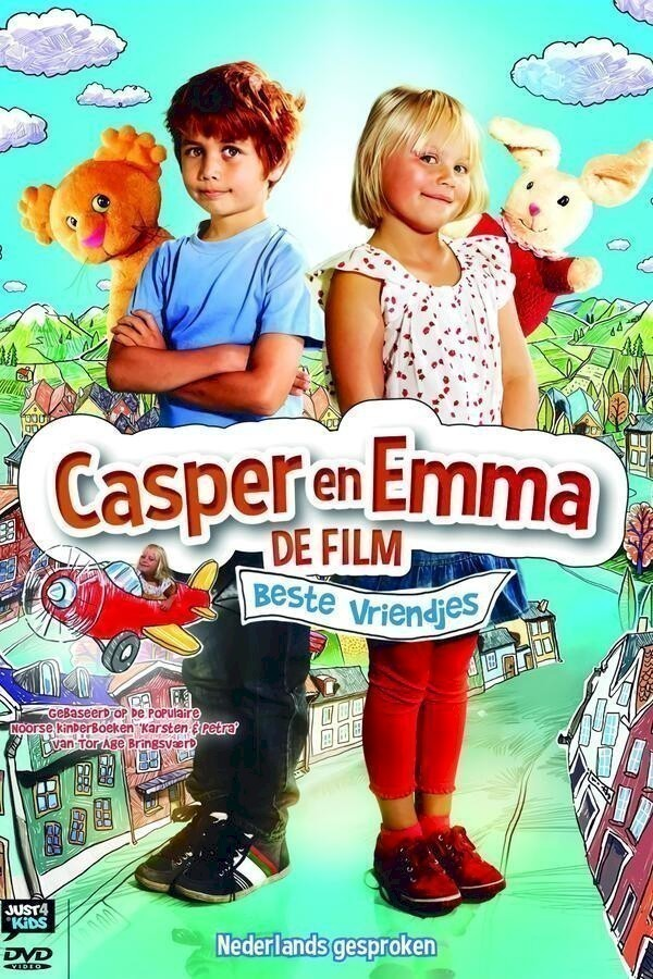 Casper & Emma: Beste vriendjes