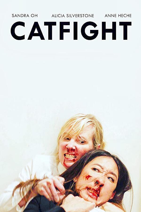 Catfight image