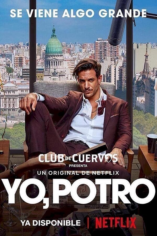 Club de Cuervos Presents: I, Potro
