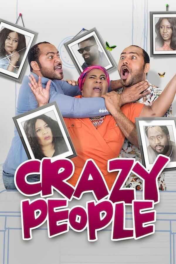 Crazy people image