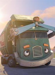 De Vuilniswagen image