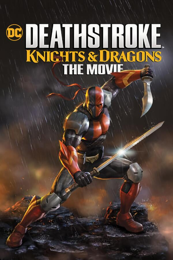 Deathstroke Knights & Dragons: The Movie image