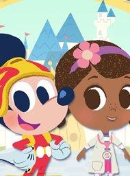 Disney Junior Music Nursery Rhymes image