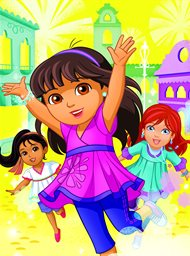 Dora and friends image