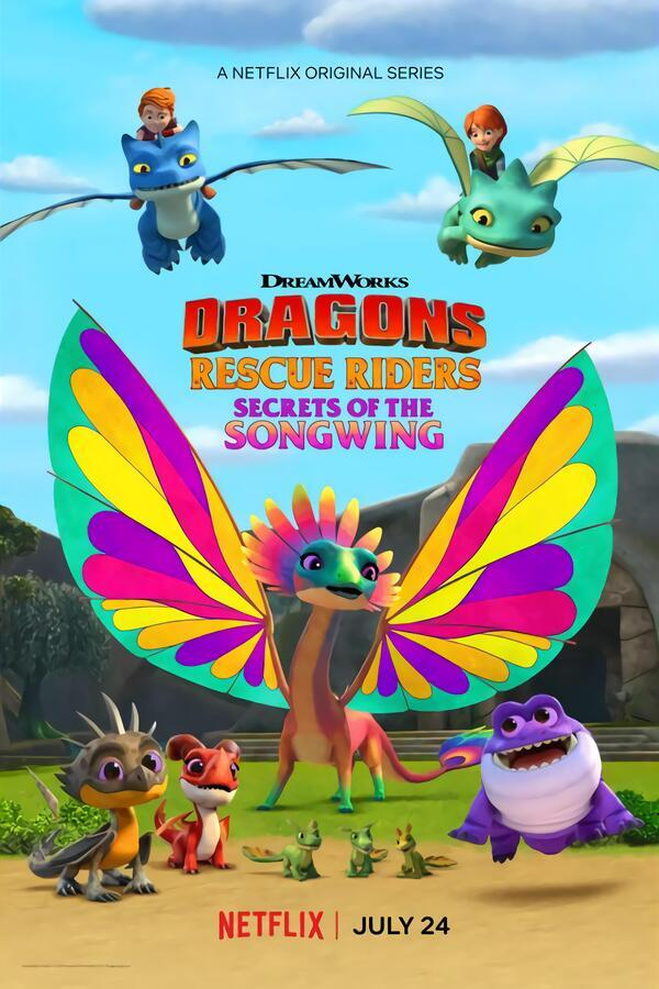 Dragons: Rescue Riders: Secrets of the Songwing image