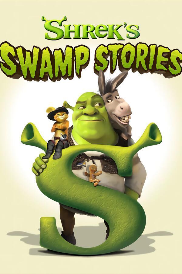 DreamWorks Shrek verhalen verzameling image