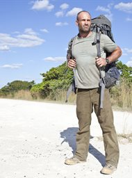 Ed Stafford into the unknown image