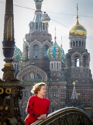 Empire of the tsars: Romanov Russia with Lucy Worsley image