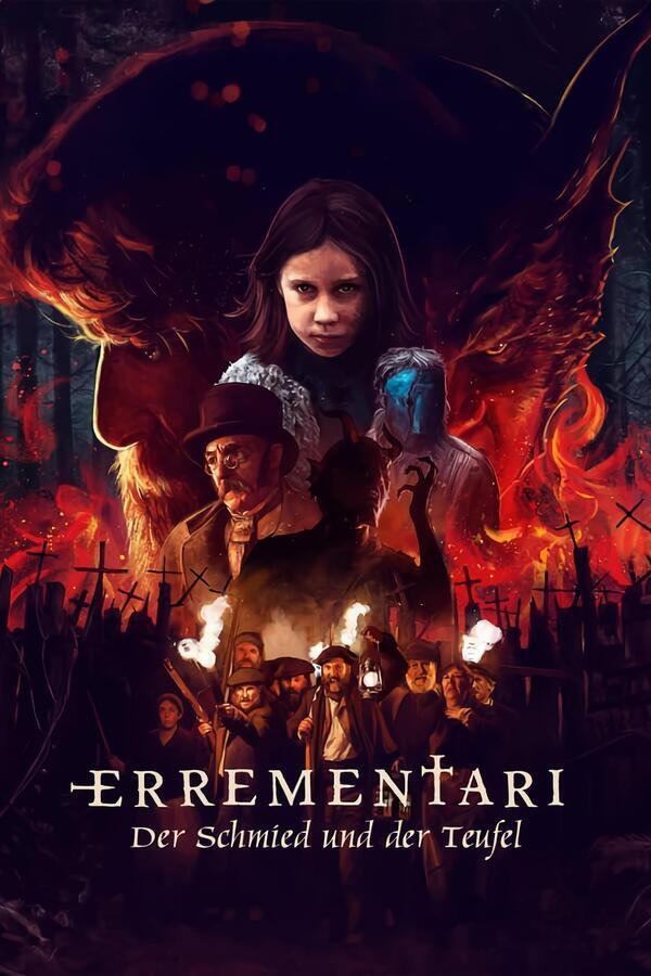 Errementari: The Blacksmith and the Devil image