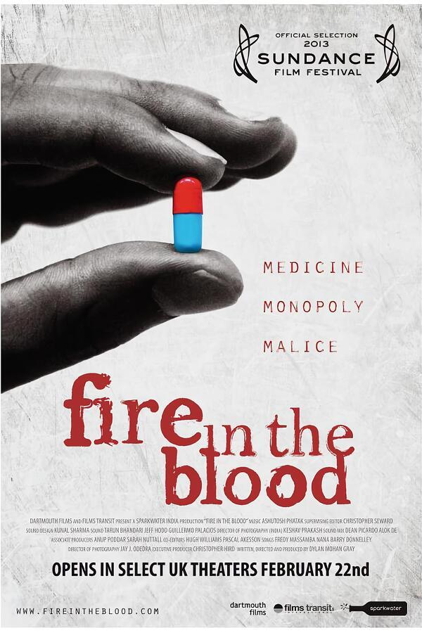 Fire in the Blood image
