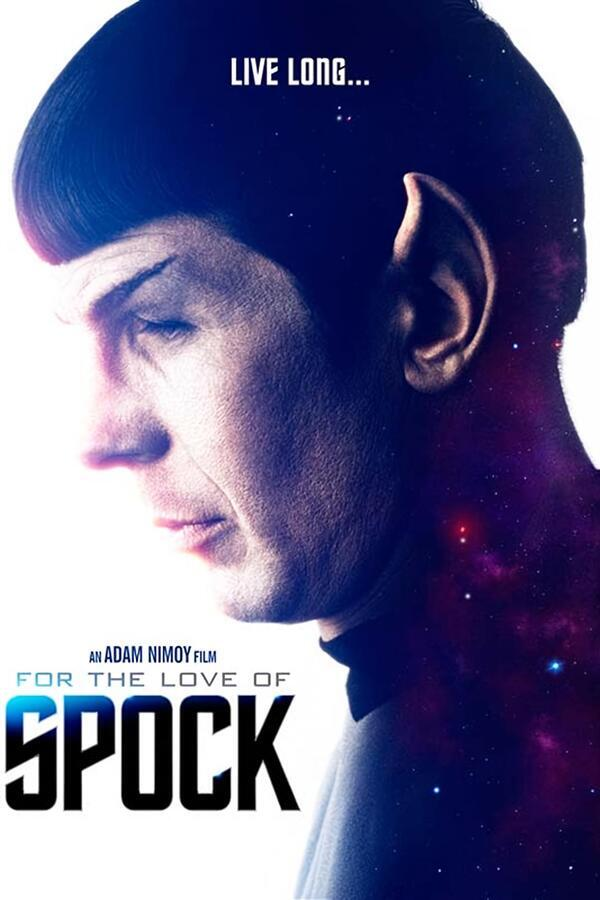 For the Love of Spock image
