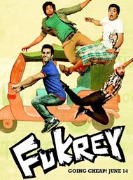 Fukrey image