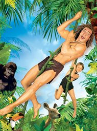 George uit de jungle 2
