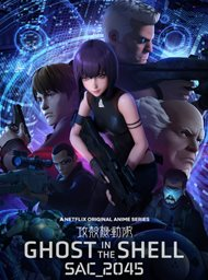 Ghost in the Shell: SAC-2045 image