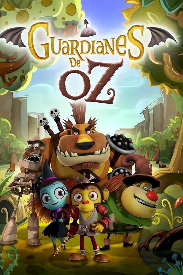 Guardianes de Oz image