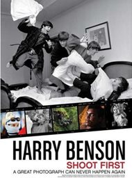 Harry Benson: Shoot first image