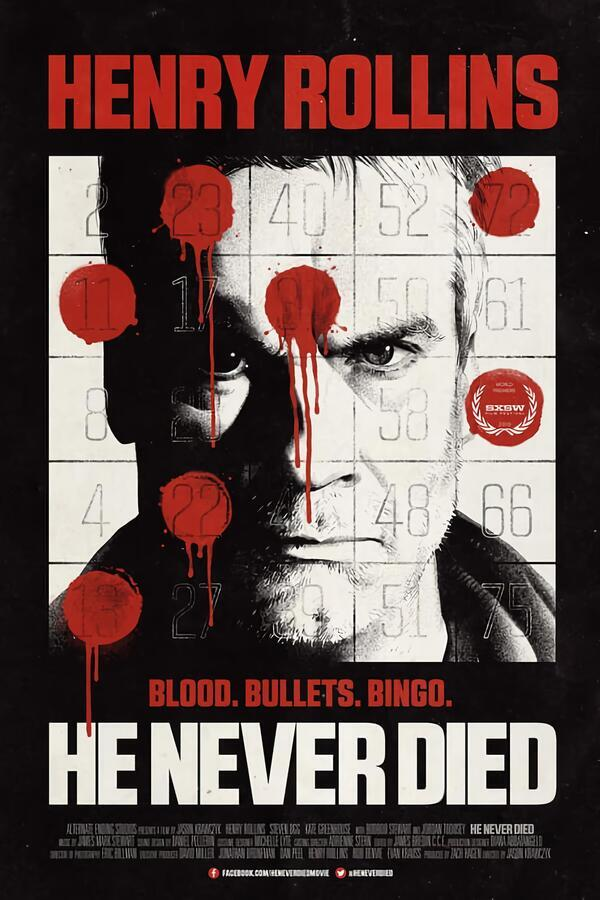 He Never Died image
