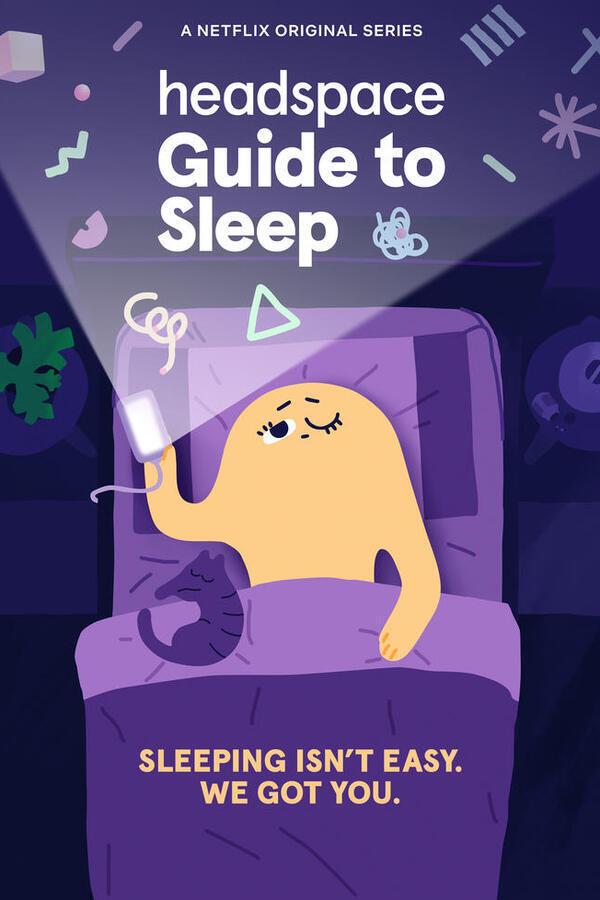 Headspace: Guide to Sleep image