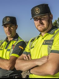 Highway Patrol Spain
