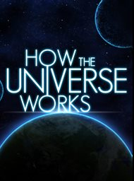 How the universe works image