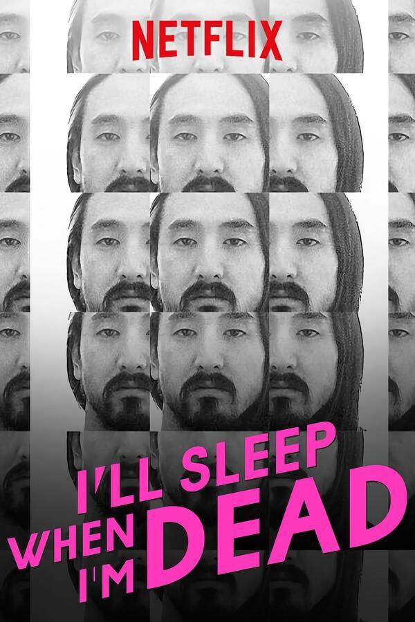 I'll Sleep When I'm Dead image