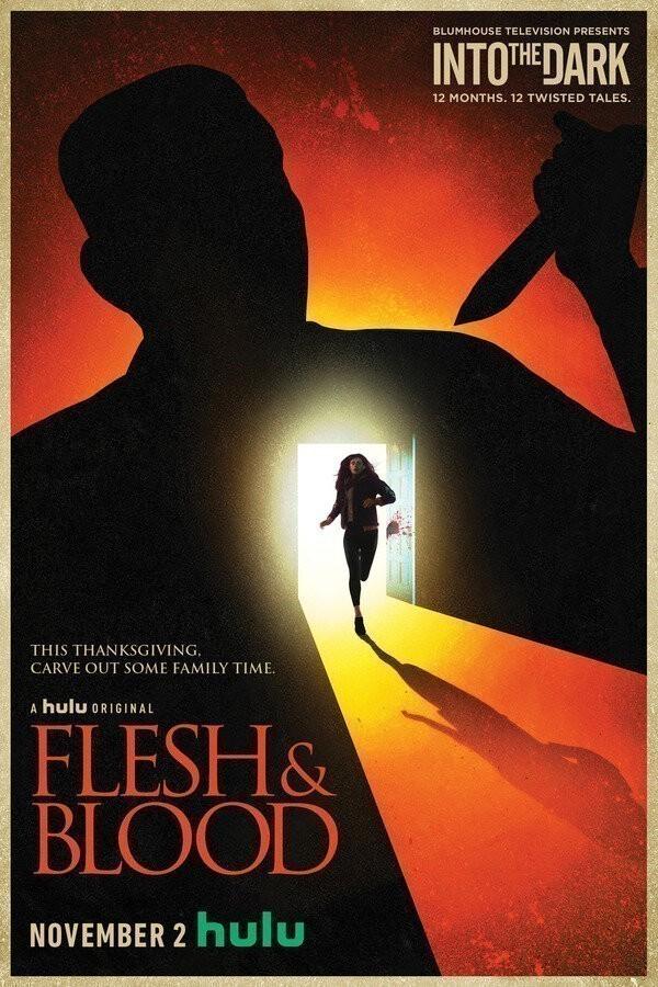 Into the Dark: Flesh & Blood image