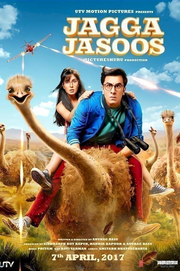 Jagga Jasoos image