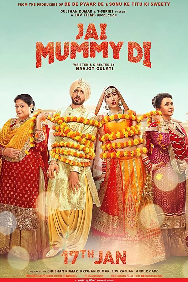 Jai Mummy Di image
