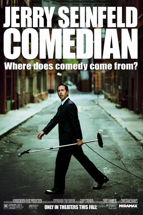 Jerry Seinfeld: Comedian image