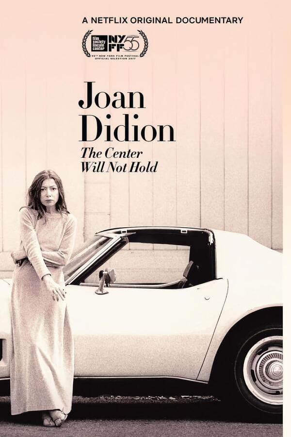 Joan Didion: The Center Will Not Hold image