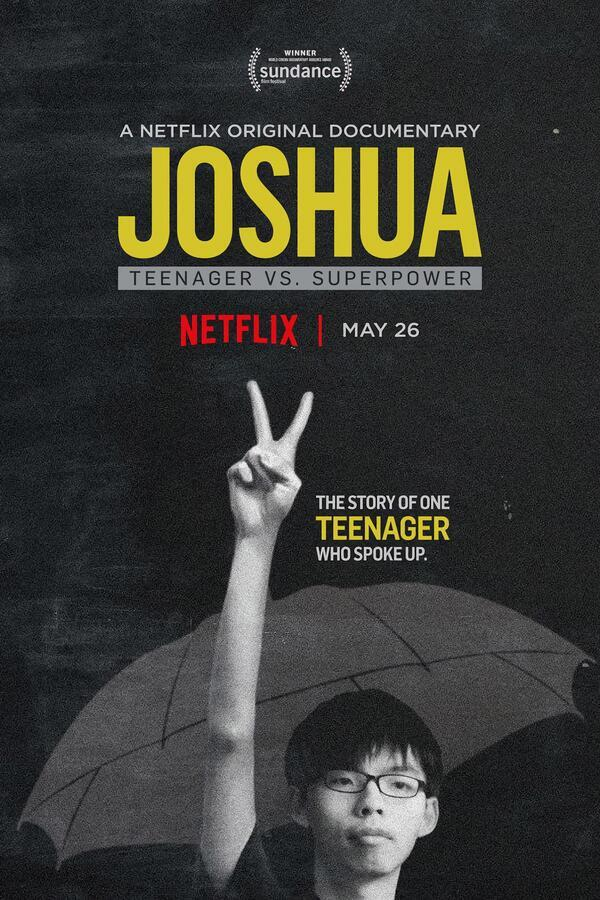 Joshua: Teenager vs. Superpower image
