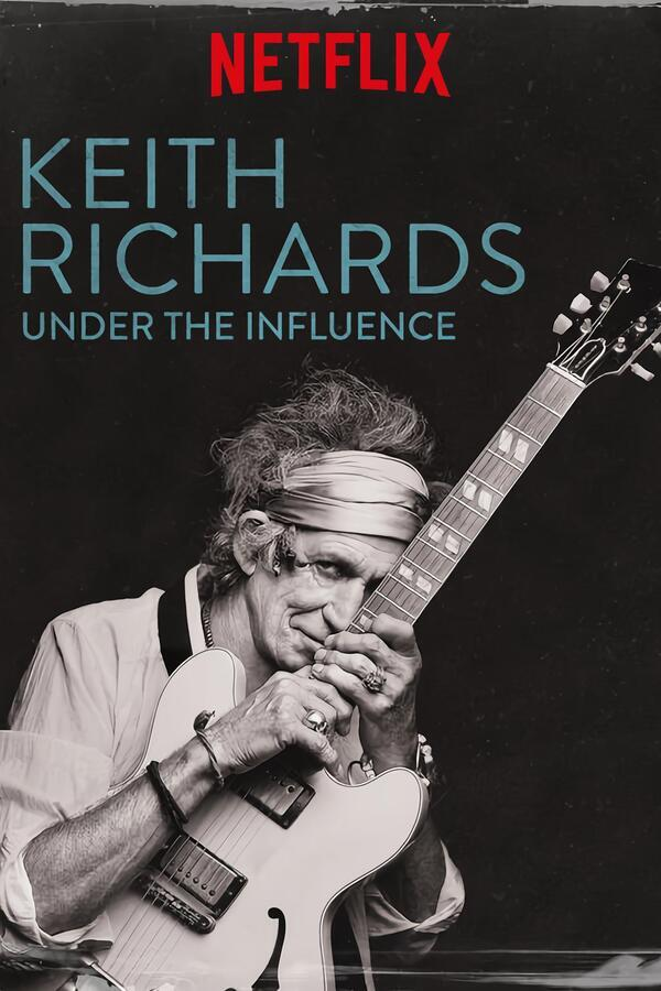 Keith Richards: Under the Influence image