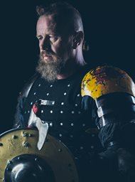 Knight fight image
