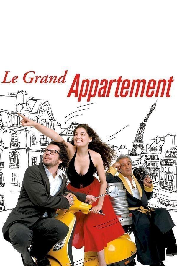 Le grand appartement image
