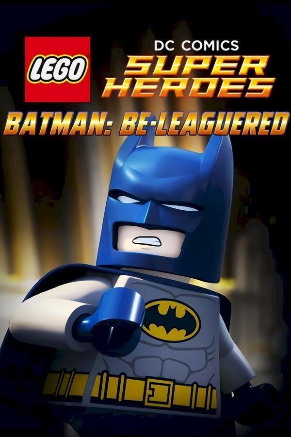 Lego DC Comics: Batman Be-Leaguered image