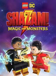 Lego DC: Shazam!: Magic and Monsters image