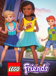 LEGO friends: Girls on a mission image