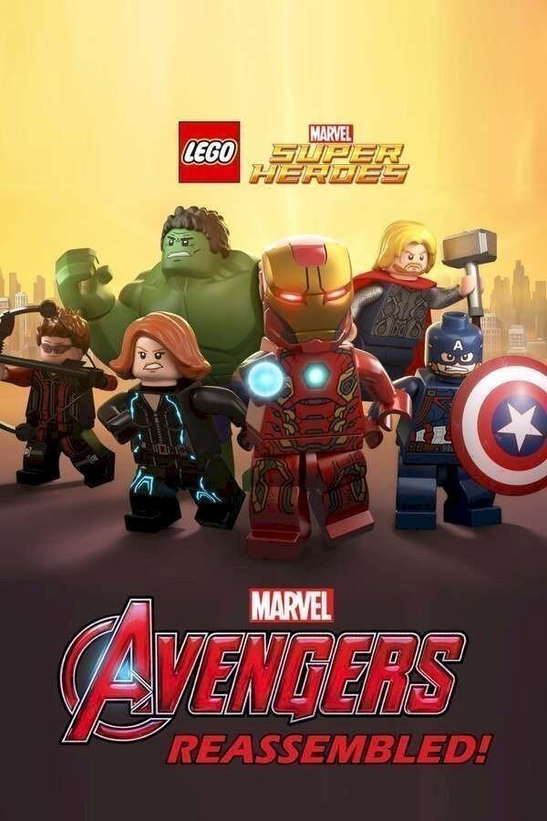LEGO Marvel Super Heroes: Avengers Reassembled! image