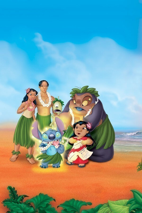 Lilo & Stitch II: Stitch heeft een tic