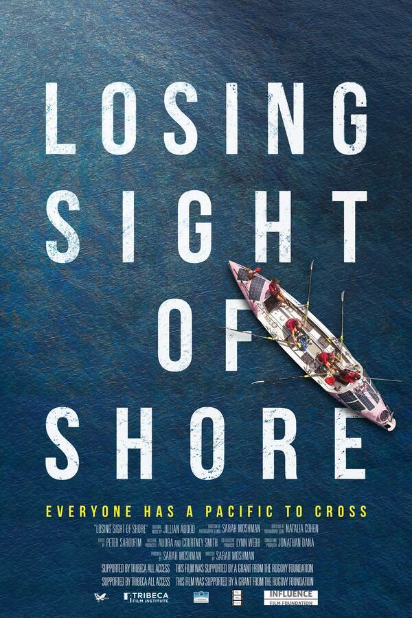 Losing Sight of Shore image