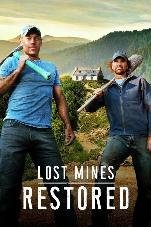 Lost mines: Restored image