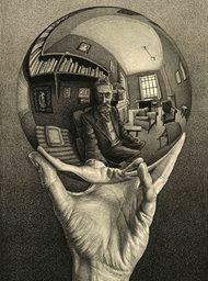 M.C. Escher - Het oneindige zoeken