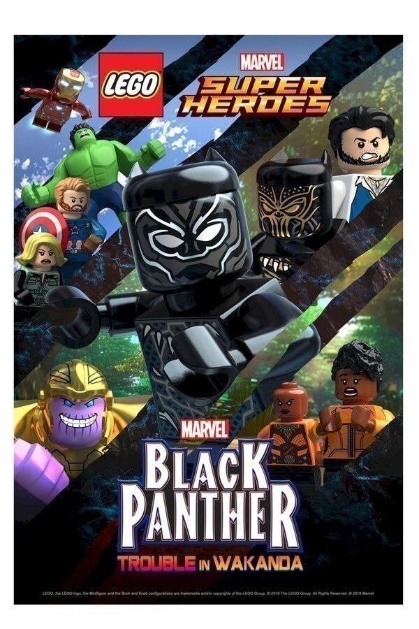 Marvel Black Panther: Problemen in Wakanda image