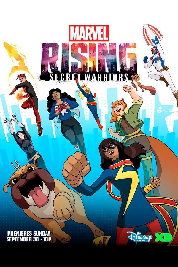 Marvel Rising: Secret Warriors image