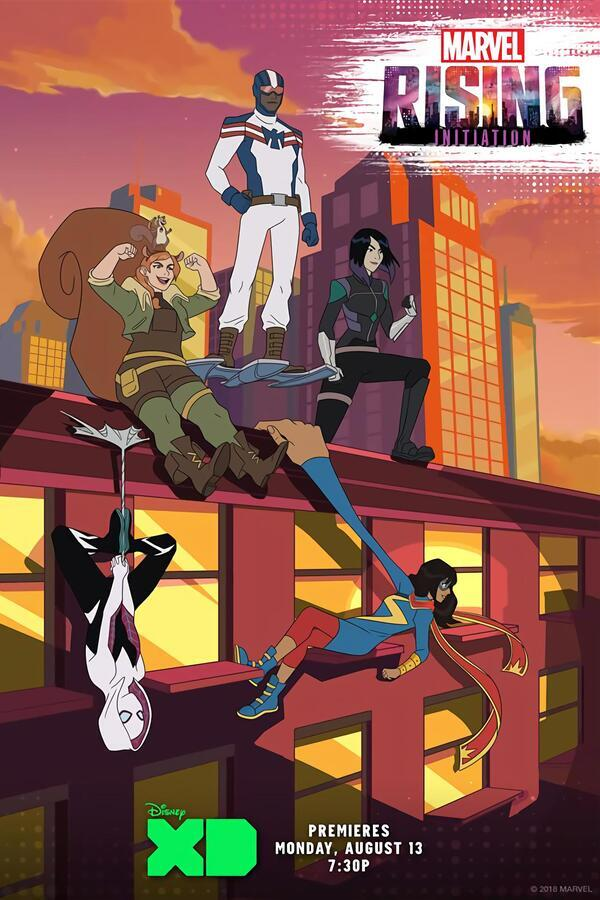 Marvel's Rising: Initiation Shorts image