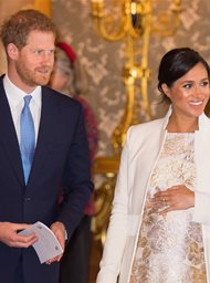 Meghan and Harry: Baby Fever image